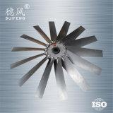 De regelbare Bladen van de Ventilator van de Legering van het Aluminium