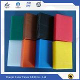 Almofada Manufactured do PE de UHMW, peças plásticas de Uhwmpe, placa do CNC UHMW-PE
