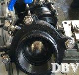 válvulas de esfera do interruptor de 1500lb A105 NPT
