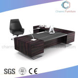 Venta caliente L escritorio del ejecutivo del vector de la oficina de los muebles de la dimensión de una variable