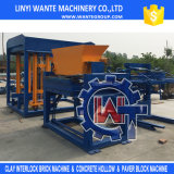 Wante Machinery Béton Hollow / Solid / Paver / Machine à brique Interlocking (QT6-15)