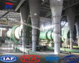 Secador giratório industrial para umidade de secagem sob 8%
