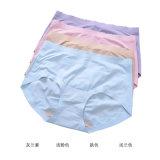 [أنتي-بكتريل] ملحومة شريط ملبس داخليّ مع فضة لين لأنّ نساء