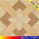 mattonelle di pavimento di legno di Porcelanato delle mattonelle del medaglione del pavimento 600X600 (WT-6623)