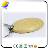 Chaîne principale en bois de belle forme ovale