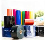 Hoja rígida de PVC negro rígido para envases blister
