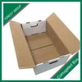果物と野菜のためのFoldableスタック可能板紙箱