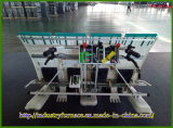 Machine de transplantoir de riz de 4 rangées