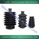 ISO-Fabrik kundenspezifische Qualitäts-Schwarz-Gummibuchse