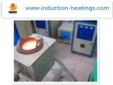 Máquina de calefacción supersónica de inducción de la frecuencia para la fusión del metal preciosa