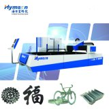 máquina del metal del corte del laser de la fibra 3015 500W