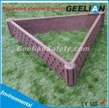 Seil-Griffgroßer zusammengesetzter Decking-Blumen-Pflanzer-Plastikkasten