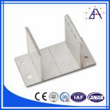 Алюминиевое штранге-прессовани ласточкиного хвоста для 6063