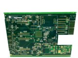 10 Multilayer PCB drukken de Geschikte Elektronika Afgedrukte Raad van de Kring BGA voor Handbediende POS EindBetaling