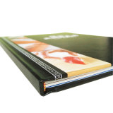 La venta caliente modificó el libro para requisitos particulares impreso Hardcover