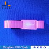 Bracelet tressé ultra à haute fréquence d'IDENTIFICATION RF pour la plage