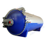 Ce 3000X6000mm аттестовал прокатанный стеклом автоклав реактора (SN-BGF3060)