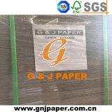 Carton gris d'excellente qualité dans la taille de feuille