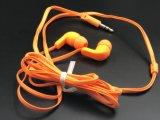 Auscultadores novos da cor MP3 contínua
