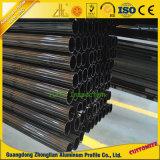 Perfil de aluminio de la electroforesis con la protuberancia de Alumium