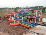 Проект парка Aqua, оборудование бассеина