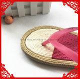Яркая тапочка пляжа цвета для женщин