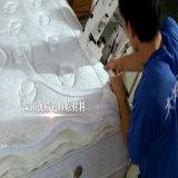 Algodão high-density da onda com mobília grande Fb600 do hotel do colchão da mola do bolso do fiapo da massagem