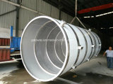 600L 102の縦の発酵タンク