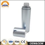 Botella privada de aire cosmética helada plata con la bomba