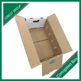 Boîte en carton empilable pliable pour des fruits et légumes