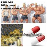 工場価格の最上質のAnobolicステロイドのTbol口頭Turinabol