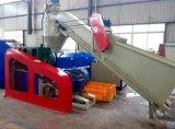 Neue ökonomische vergeudete Plastikaufbereitenpelletisierer-Granulierer-Strangpresßling-Maschine
