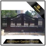 Prezzo all'ingrosso di alluminio del cancello di giardino