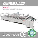 Máquina de pegado inferior de alta velocidad de la bolsa de papel (Zb50b-2)