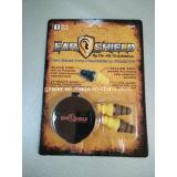 Ruido que cancela los enchufes de oído insonoros de los auriculares del uso del ejército del silicón con el conjunto