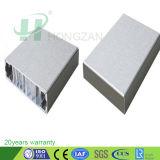 PET überzogenes Aluminiumbienenwabe-Panel für Innenbüro