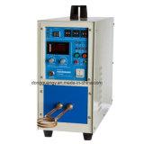 China Nova máquina de fornalha de aquecimento com aquecimento de calor de indução de alta frequência 15kw