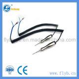 Kはシャープの針の形の熱電対の温度センサをタイプする