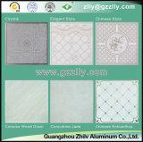 Scheda di alluminio del soffitto del soffitto di stampa del rivestimento del rullo del soffitto