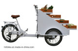 白人のレトロのバスケットの三輪車の生産者