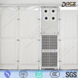 Fußboden-stehender Typ Klimagerätesatz für PVC/ABS/Glass Wand-Zelt
