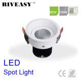 proyector ligero antideslumbrante de la MAZORCA de 10W LED Ce&RoHS LED