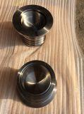 As auto peças de giro de Bronze&Copper&Brass para a indústria fazem à máquina a fixação