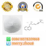 Clorhidrato antihongos CAS 78628-80-5 de Terbinafine de las drogas