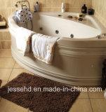 Alfombra del cuarto de baño de la estera del Chenille de la Patín-Prueba de la alta calidad