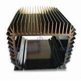 열 싱크 (TS16949를 위한 원스톱 주문을 받아서 만들어진 알루미늄 단면도: 2008 증명하는)