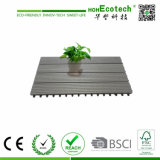 60 * 30cm WPC Decking Tiles Factory Price Bois Plastique Composite Balcon Bricolage Carreaux