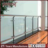 Diseño de la barandilla del acero inoxidable y del vidrio (DMS-B2111)