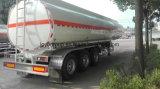 De Semi Aanhangwagen van de Tanker van de brandstof met As 3
