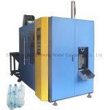 Machine de moulage de bouteille de réchauffage de coup en plastique automatique d'extension